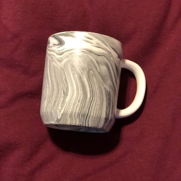 Marbled Threshold stoneware mug